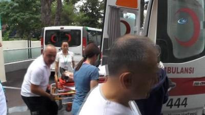 ozel hastaneler -  - Antalya'da tur otobüsü devrildi: 6 turist yaralı