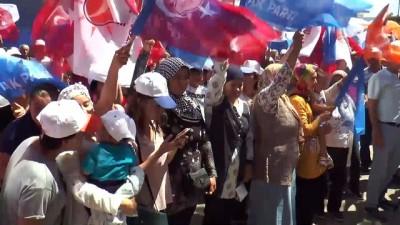 Bakan Elvan: 'Gelişmiş ülkeler kaplumbağa hızıyla yürüyor' - MERSİN