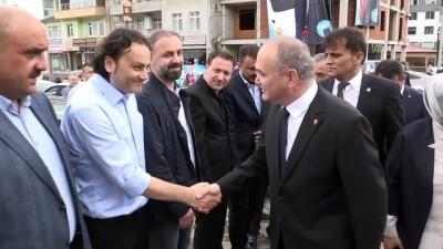 Bakan Faruk Özlü, şehit ailesini ziyaret etti - DÜZCE