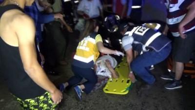 Karaman'da otobüs devrildi: 5 ölü