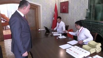 argo - Özbekistan'da seçmenler sandık başında - TAŞKENT
