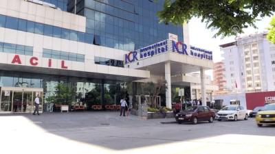 Özel hastanede yangın: 2 ölü - GAZİANTEP
