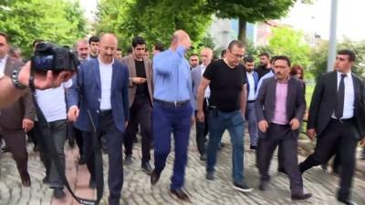 Polislerden Bakan Soylu'ya Babalar Günü sürprizi - İSTANBUL
