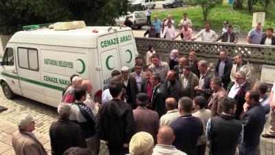 Trafik kazasında hayatını kaybeden 6 kişinin cenazesi toprağa verildi - KASTAMONU