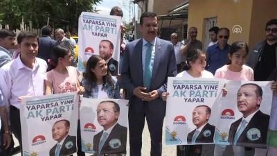 Tüfenkci: 'En iyi cevabı milletimiz verecek' - MALATYA