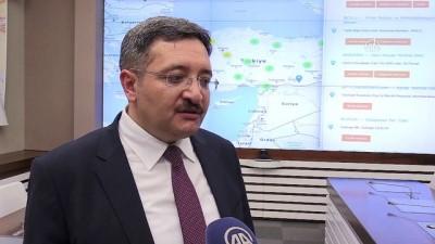 Türkiye'nin şifalı su bilgileri internet ortamında - ANKARA
