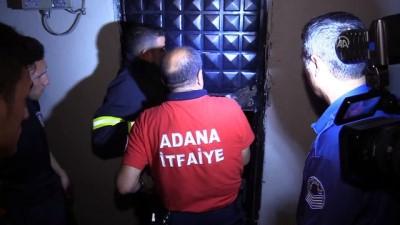 Yeğeniyle tartışan kadın yaşadığı evi ateşe verdi - ADANA