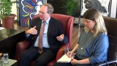 AB Türkiye Delegasyonu Başkanı Büyükelçi Berger - AYDIN