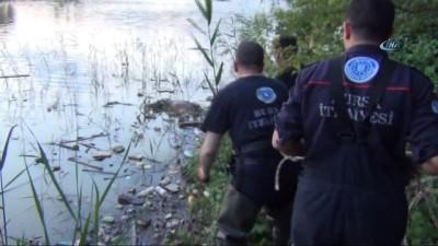 Balıkçı oltasına ceset takıldı