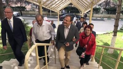 Başbakan Yardımcısı Çavuşoğlu: 'Türkiye'nin geldiği noktayı hala göremeyen insanlar var' - BURSA