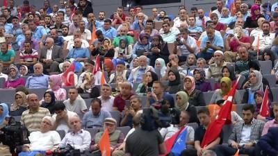 Başbakan Yıldırım: 'Yüzde 11'i bulan işsizlik oranı, yüzde 10,1'e gerilemiş durumda' - İSTANBUL