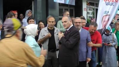 Bilim,Sanayi ve Teknoloji Bakanı Özlü Düzce'de