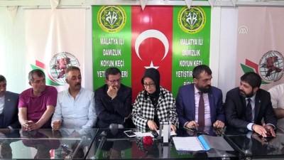 Çalık: 'Çiftçilerin seslerini duyurabilmesini AK Parti sağladı' - MALATYA