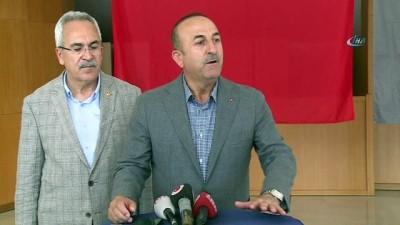 """Çavuşoğlu: """"Askerlerimiz Aşama Aşama Menbiç içine de girecek"""""""