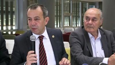 CHP Bolu Milletvekili Özcan: 'Yeni sistemde artık partiler ülkeyi yönetmiyor' - BOLU