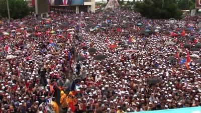 Cumhurbaşkanı Erdoğan: '(Münbiç) Şu anda devriye gezme olayı başladı' - SAMSUN
