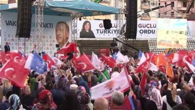 Cumhurbaşkanı Erdoğan: 'Şimdi başımıza özgürlükçü kesildiklerine, camiden çıkmadıklarına bakmayın. Bunların hepsi numara' - ORDU