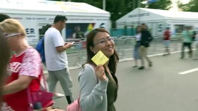 Dünya Kupası biletleri karaborsada - MOSKOVA