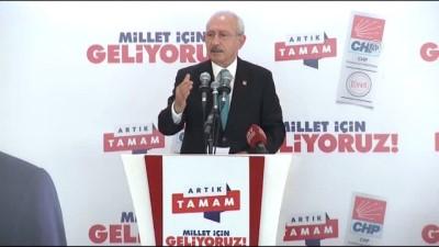 Kılıçdaroğlu: 'Adalet bütün inançların ortak temelidir' - KIRIKKALE