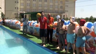 Mahalle havuzundan keşfedilip Türkiye yarı finaline yükseldiler - MARDİN