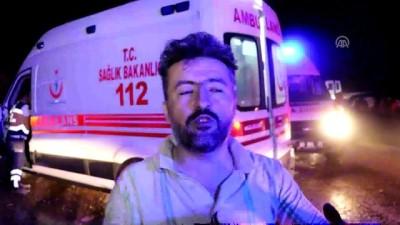 Yolcu otobüsü devrildi: 3 ölü, 39 yaralı - Hastaneden Detaylar - KARAMAN