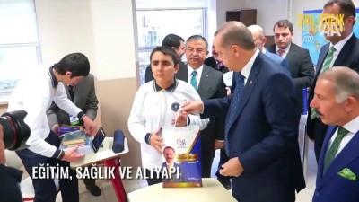 grup genc - AK Parti klibi büyük ilgi gördü - İSTANBUL