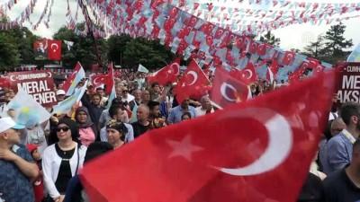 Akşener: 'Fındık, Türkiye'nin dünyada tekel olabileceği, fiyat belirleyebileceği tek üründür' - DÜZCE