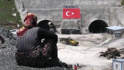 Alacabel Tüneli 'kış' çilesini bitirecek - KONYA