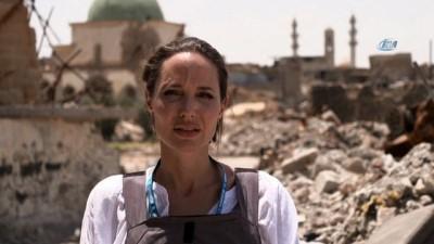 - Angelina Jolie, Irak'ı ziyaret etti