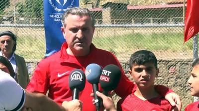 Bakan Bak: ''(Dünya Kupası) Sürpriz yapacak takım Belçika olabilir'' - ŞIRNAK