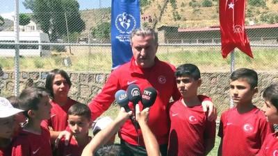 Bakan Bak: ''Sporun gücü terörü yenecektir'' - ŞIRNAK