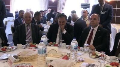 Bakan Eroğlu: '(Savunma sanayisi Biz kendi silahımızı yapıyoruz, yapacağız' - AFYONKARAHİSAR