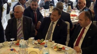 """Bakan Eroğlu: """"Turgut Özal zehirlenerek şehit edildi"""""""