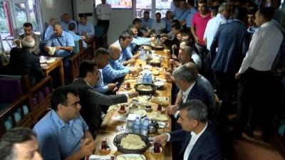 """Bakan Tüfenkci: """"Vizyon sahibi olmayan liderlere mi işi teslim edeceğiz?"""""""
