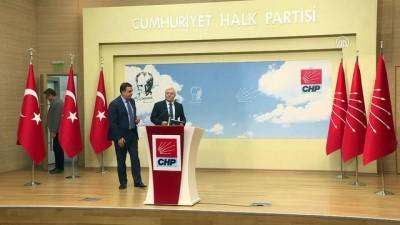 CHP'den TRT hakkında suç duyurusu - ANKARA
