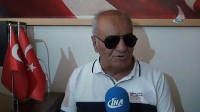 """kanald -  Gör-Bil Derneği Van Şube Başkanı Osman İnci: """"Muharrem Bey atıyor, Kemal Bey tutuyor"""""""