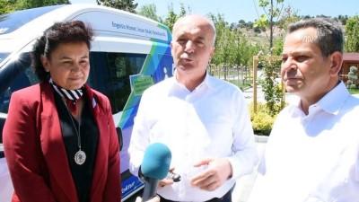 İlkay Gündoğan'dan memleketine engelli taşıma aracı - BALIKESİR