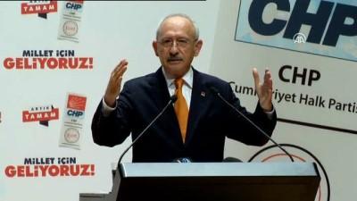 Kılıçdaroğlu: 'Gerçek anlamda demokrasiyi Türkiye'ye getireceğiz' - İZMİR