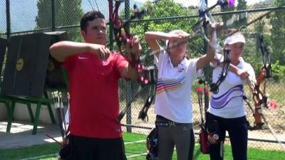Milli okçular Avrupa şampiyonasında altın madalya peşinde - MUĞLA