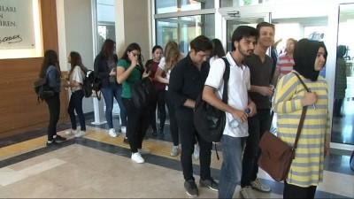 Atılım Üniversitesinden öğrencilere YKS deneme sınavı
