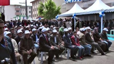 Bakan Arslan: 'Eskiden IMF kapısında dileniyorduk' - ARDAHAN
