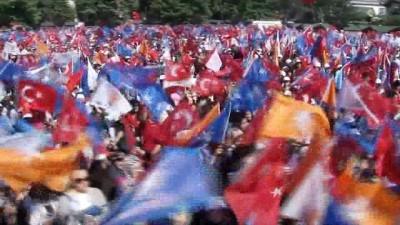 """Başbakan Yıldırım: """"Yerli otomobili hiç kimse durduramaz"""""""