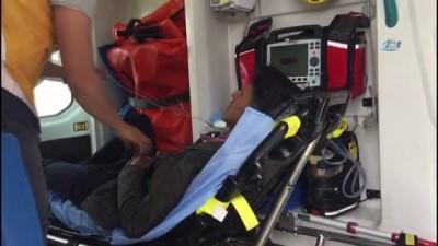 Bingöl'de LGS heyecanı, 1 öğrenci hastanelik oldu