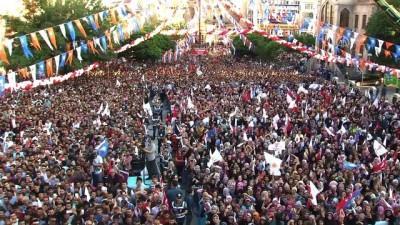 Yok Artık - Cumhurbaşkanı Erdoğan: 'Her gün krizler ile kaoslar ile boğuşan bir Türkiye yok artık' - AKSARAY