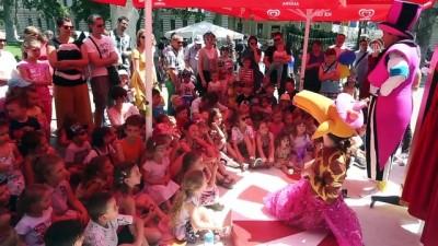 Hırvatistan'da rengarenk festival - ZAGREB