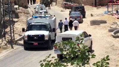 - İsrail Askeri El Halil'de Filistinli Bir Genci Öldürdü