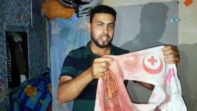 - İsrail Askerinin Şehit Ettiği Rezzan'ı Binlerce Filistinli Ebediyete Uğurladı