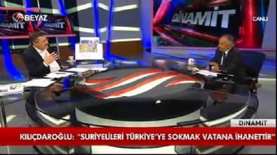 Kılıçdaroğlu'ndan kan ağlayan Suriyeliler hakkında skandal sözler