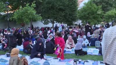 YediHilal'den 'Medine usulü iftar' - İSTANBUL