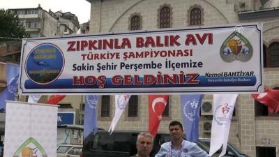 Zıpkınla Balık Avı Kulüpler Arası Türkiye Şampiyonası - ORDU